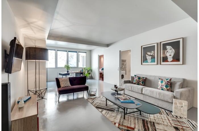 Apartment in Temple II, Le Marais (3e) - 1