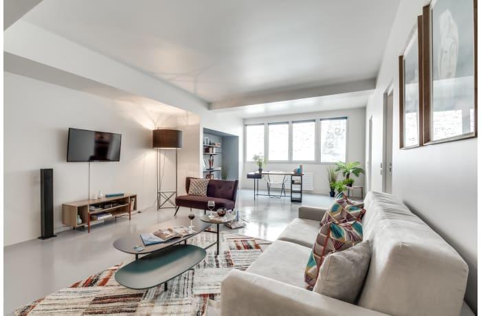 Apartment in Temple II, Le Marais (3e) - 5