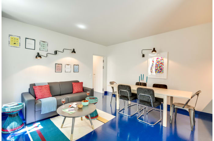 Apartment in Temple III, Le Marais (3e) - 1