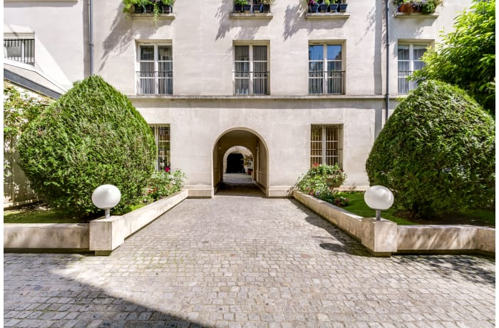 Apartment in Temple III, Le Marais (3e) - 0