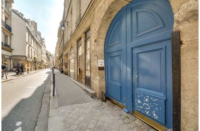Apartment in Temple III, Le Marais (3e) - 23