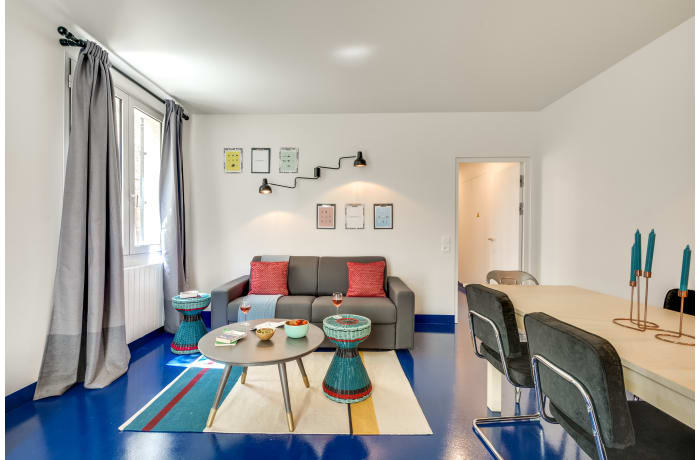 Apartment in Temple III, Le Marais (3e) - 4