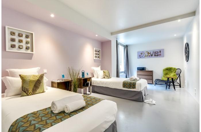 Apartment in Temple IV, Le Marais (3e) - 0