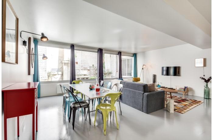 Apartment in Temple IV, Le Marais (3e) - 2