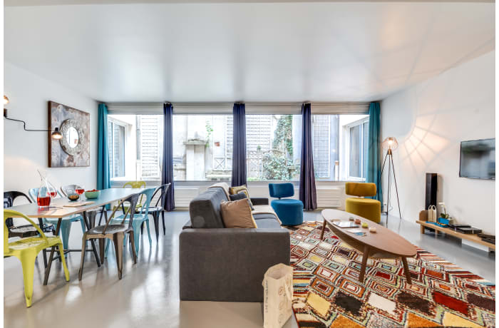 Apartment in Temple IV, Le Marais (3e) - 3