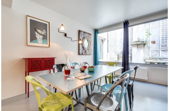 Apartment in Temple IV, Le Marais (3e) - 8