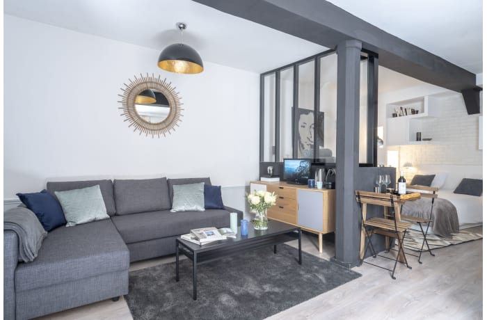 Apartment in Ferronnerie, Les Halles - Etienne Marcel (1er) - 1