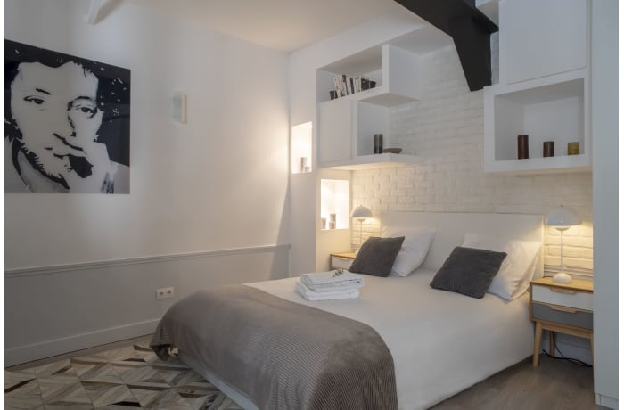 Apartment in Ferronnerie, Les Halles - Etienne Marcel (1er) - 10