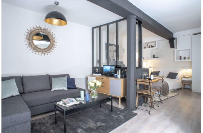 Apartment in Ferronnerie, Les Halles - Etienne Marcel (1er) - 0