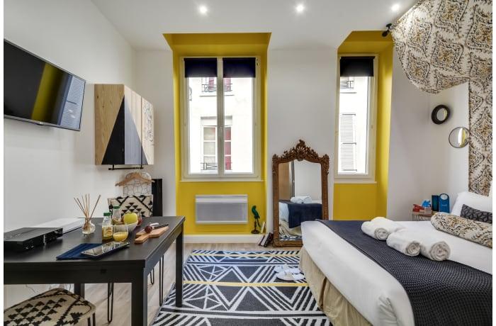Apartment in Aboukir II, Les Halles - Etienne Marcel (1er) - 2