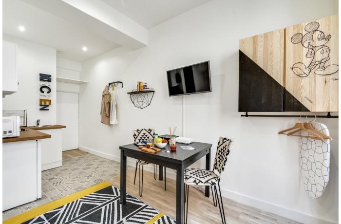 Apartment in Aboukir II, Les Halles - Etienne Marcel (1er) - 3