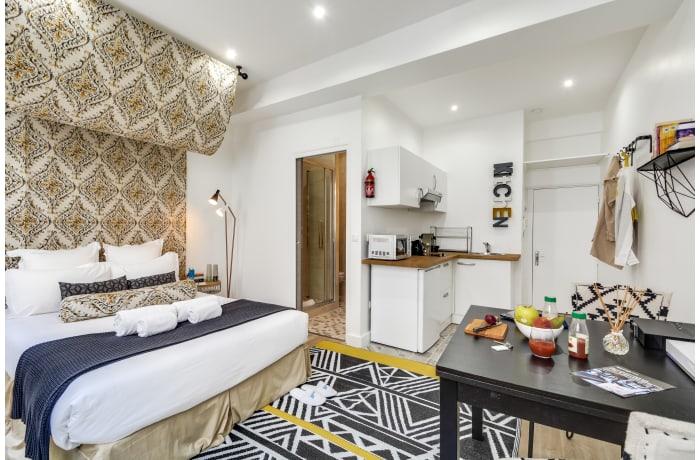 Apartment in Aboukir II, Les Halles - Etienne Marcel (1er) - 7