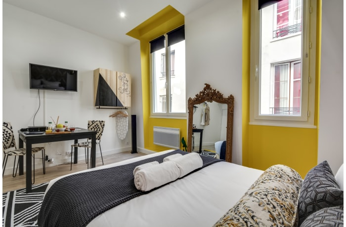 Apartment in Aboukir II, Les Halles - Etienne Marcel (1er) - 4