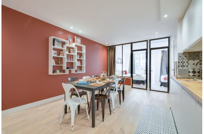 Apartment in Cossonnerie, Les Halles - Etienne Marcel (1er) - 1