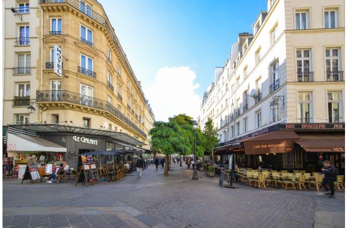 Apartment in Cossonnerie, Les Halles - Etienne Marcel (1er) - 19