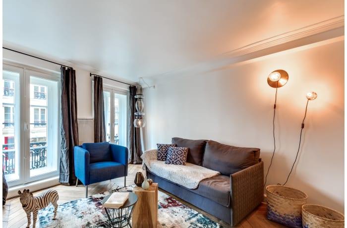Apartment in Etienne Marcel, Les Halles - Etienne Marcel (1er) - 2
