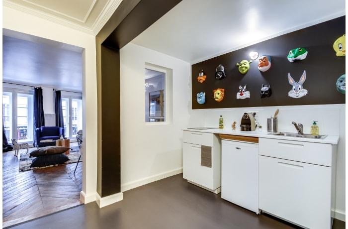 Apartment in Etienne Marcel, Les Halles - Etienne Marcel (1er) - 10