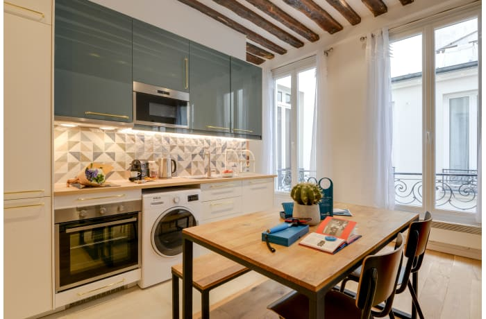 Apartment in Clery, Opera - Grands Boulevards (10e) - 9