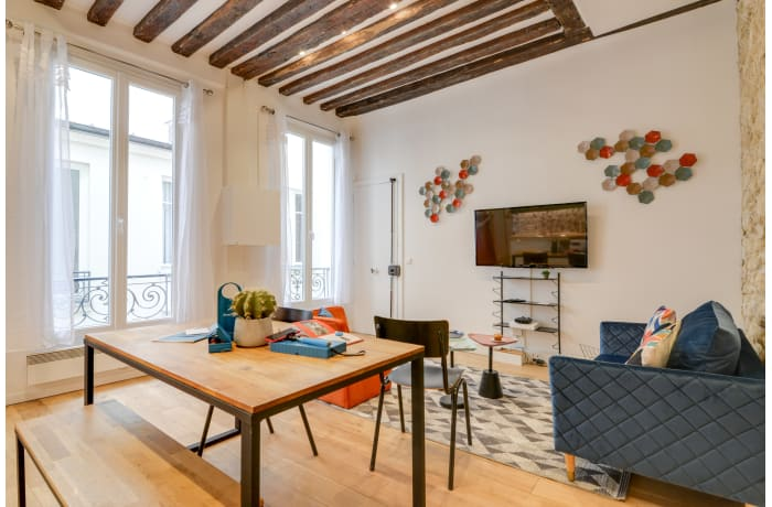 Apartment in Clery, Opera - Grands Boulevards (10e) - 6