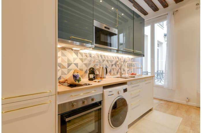 Apartment in Clery, Opera - Grands Boulevards (10e) - 7
