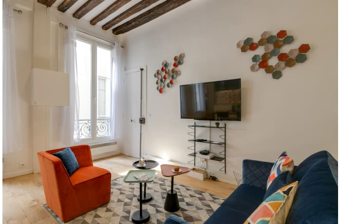 Apartment in Clery, Opera - Grands Boulevards (10e) - 5
