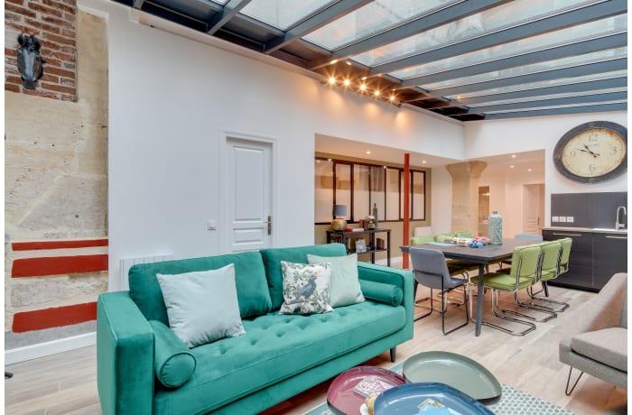 Apartment in Sentier II, Opera - Grands Boulevards (10e) - 1