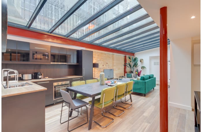 Apartment in Sentier II, Opera - Grands Boulevards (10e) - 5