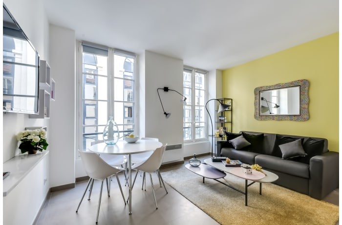 Apartment in Enghien I, Opera - Grands Boulevards (10e) - 1