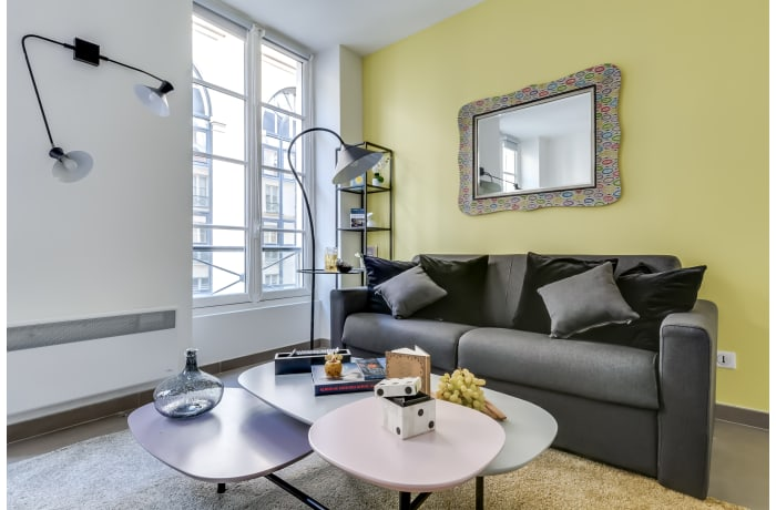Apartment in Enghien I, Opera - Grands Boulevards (10e) - 3