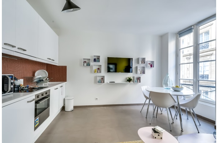 Apartment in Enghien I, Opera - Grands Boulevards (10e) - 5