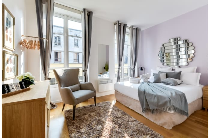 Apartment in Enghien I, Opera - Grands Boulevards (10e) - 9