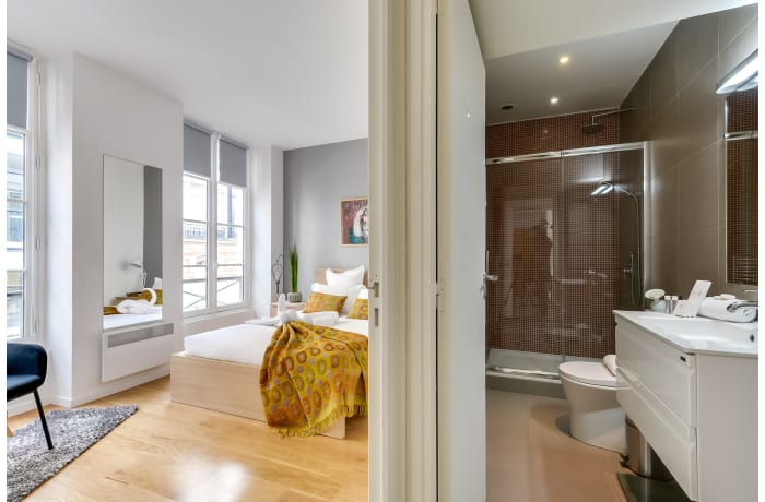 Apartment in Enghien IV, Opera - Grands Boulevards (10e) - 12