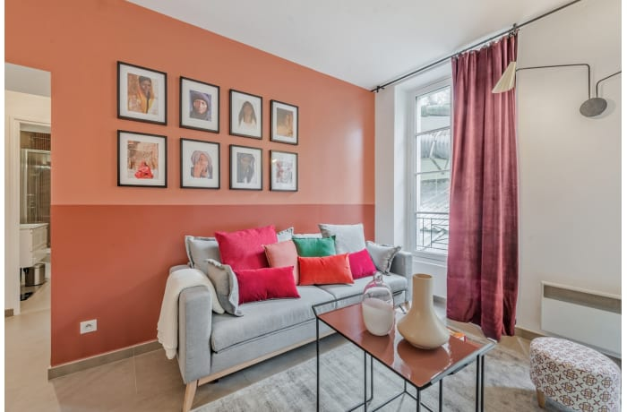 Apartment in Enghien VIII, Opera - Grands Boulevards (10e) - 3