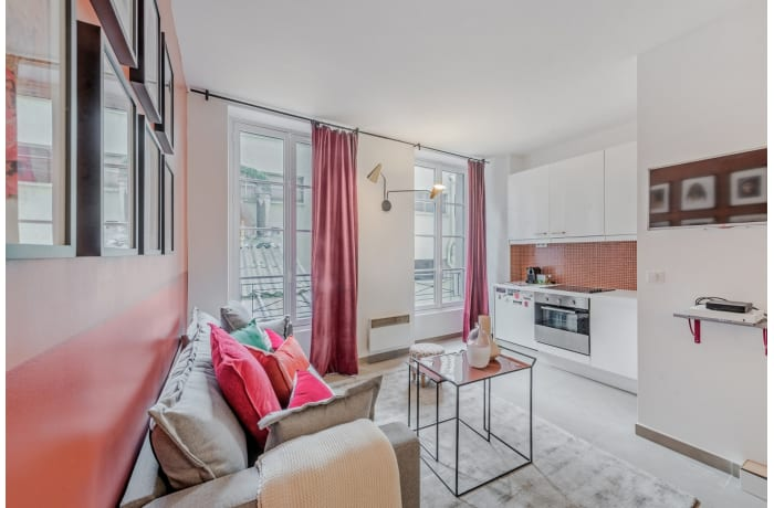 Apartment in Enghien VIII, Opera - Grands Boulevards (10e) - 4