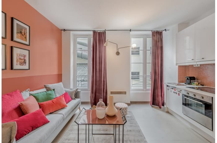 Apartment in Enghien VIII, Opera - Grands Boulevards (10e) - 5