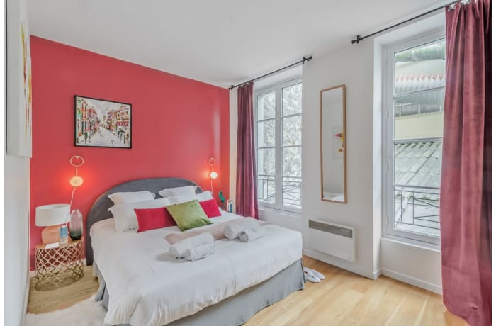 Apartment in Enghien VIII, Opera - Grands Boulevards (10e) - 7