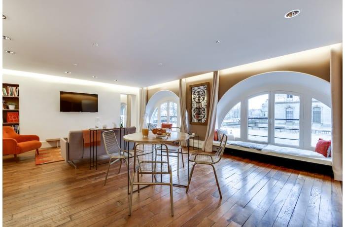 Apartment in Amiral de Coligny, Palais Royal - Louvre (2e) - 3