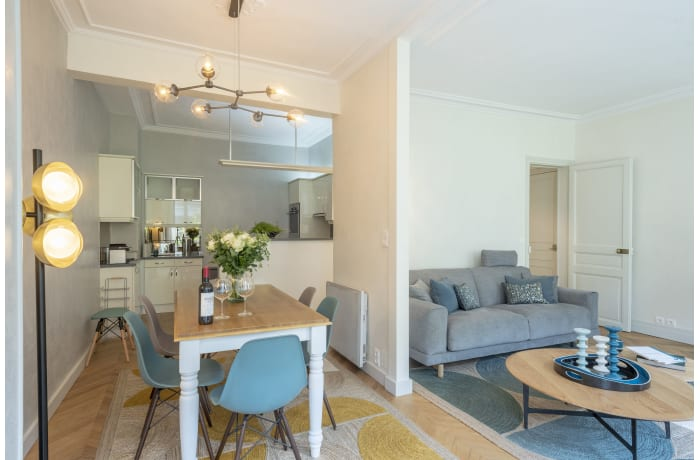 Apartment in Marche St-Honore, Place Vendome - 3