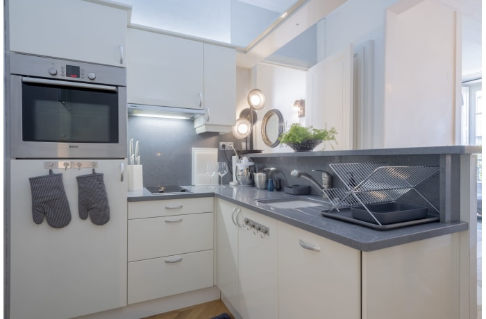 Apartment in Marche St-Honore, Place Vendome - 4
