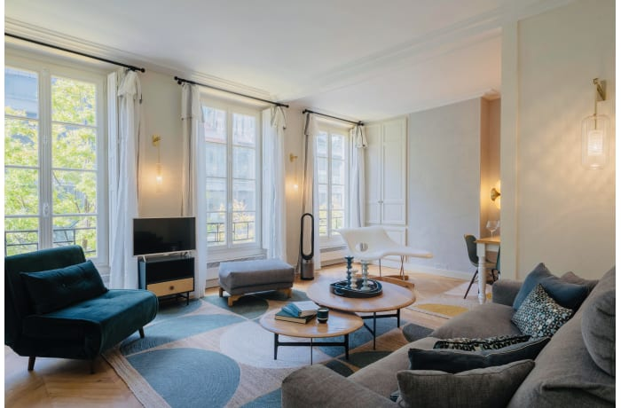 Apartment in Marche St-Honore, Place Vendome - 1