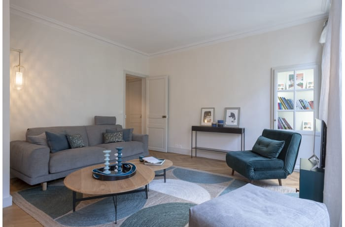 Apartment in Marche St-Honore, Place Vendome - 0