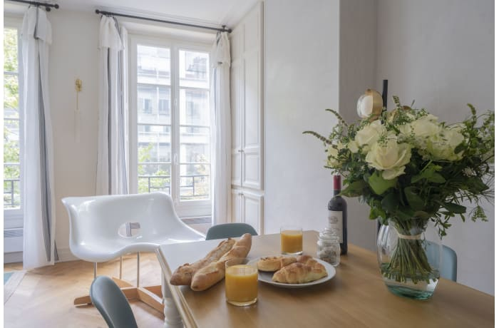 Apartment in Marche St-Honore, Place Vendome - 6