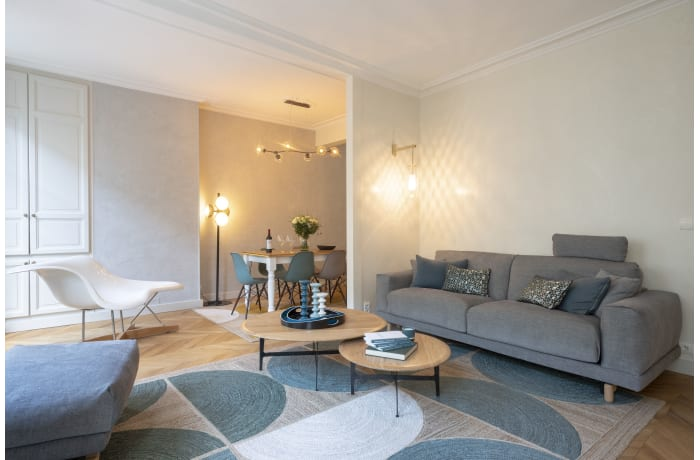 Apartment in Marche St-Honore, Place Vendome - 2