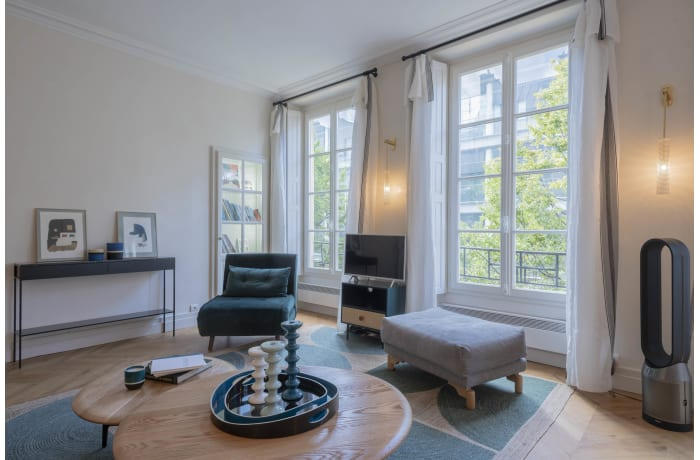 Apartment in Marche St-Honore, Place Vendome - 17