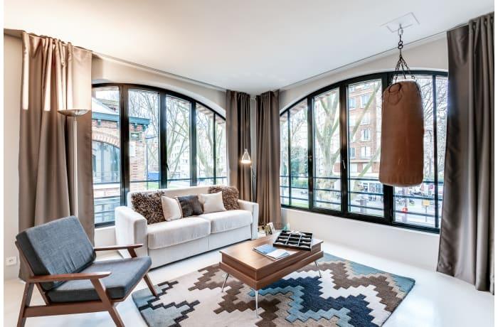 Apartment in Brune VIII, Porte de Versailles - Parc des Expositions - 1