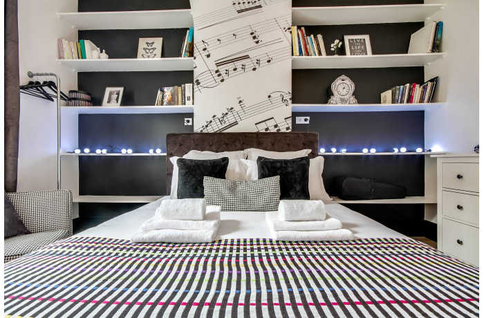 Apartment in Saint Germain II, Saint-Germain-des-Pres (6e) - 13