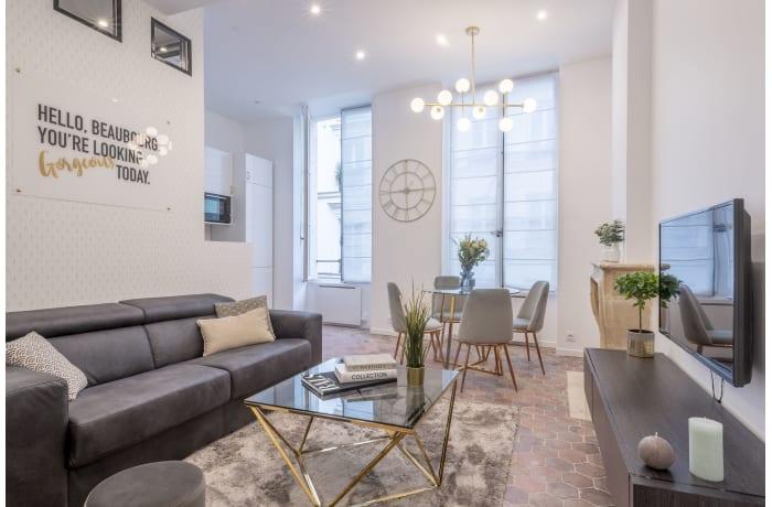 Apartment in Montmorency II, Sainte-Avoye - 5