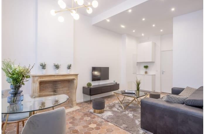 Apartment in Montmorency II, Sainte-Avoye - 4