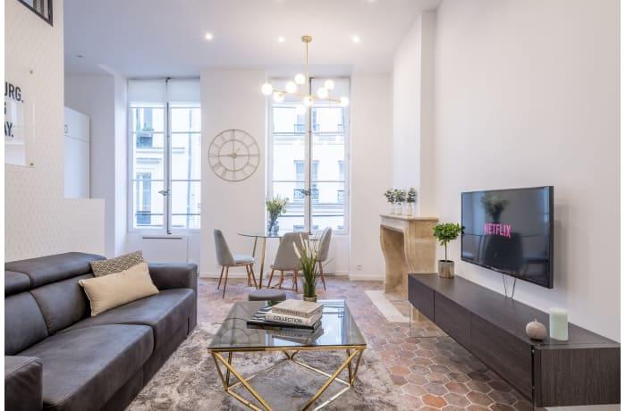 Apartment in Montmorency II, Sainte-Avoye - 1