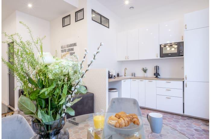 Apartment in Montmorency II, Sainte-Avoye - 7